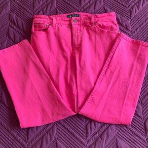 Ralph Lauren, LRL Jeans, Petite 12 , EUC